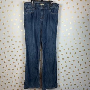 CAbi Bootcut Mid Rise Jeans